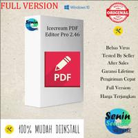 Software Edit PDF: Icecream PDF Editor Pro 2 [WIN]