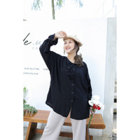 Yoenik Apparel Pratista One Wrinkle Shirt Black M15943 R47S2