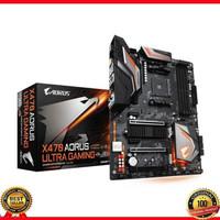 Gigabyte X470 Aorus Ultra Gaming Socket AM4