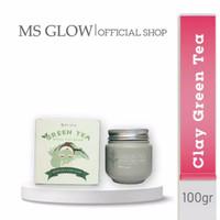 MS Glow Green Tea Clay Mask