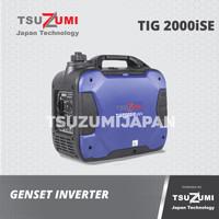 Tsuzumi Genset Inverter TIG2000iSE Super Silent 2000 Watt