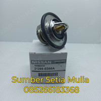 Thermostat Termostat Nissan Livina Evalia Latio Datsun Go Original 1Pc