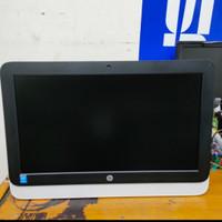 PC ALL IN ONE HP Core i3-4160T ram 4Gb HDD 500Gb like new bergaransi