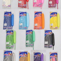 Balon Twist 260 Tebal Anti Pecah Impor Thailand/Balon Pentil Panjang