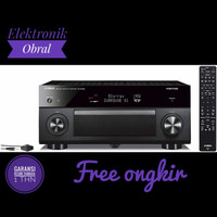 Yamaha AV RECEIVER RXA-2080,RXA2080 9.2 Chanel Dolby Atmos