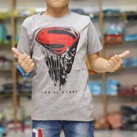 Baju Kaos Anak Laki laki SUPERHERO ULTRAMEN Kecil LED Lampu Keren