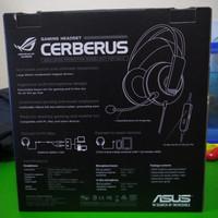 asus cerberus gaming headset promo