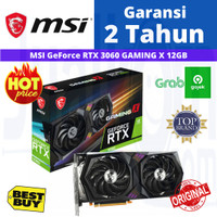 MSI NVidia GeForce RTX 3060 RTX3060 GAMING X 12GB 12 GB