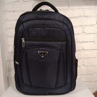 Ransel besar backpack punggung pria POLO SUPER 20833 - Hitam