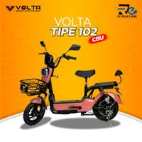 Sepeda Listrik Volta 102 CBU