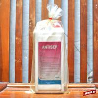Anti Virus Pembasmi Kuman Bakteri ANTISEP 1 liter - MEDION