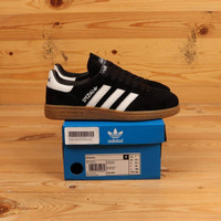 Sepatu Adidas Spezial Black Gum Men Guarantee store - Hitam, 40