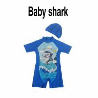 baju renang bayi balita 1-3 tahun baju diving anak laki laki karakter