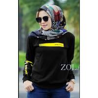 Pakaian Baju Wanita Trend-Kaos-Atasan-Cewek/ZOLAQU-H1T-Ladies/Woman