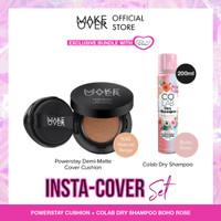 Make Over x Colab Insta-Cover Set