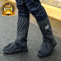 Cover Pelindung Sepatu Hujan Anti Air Sarung Banjir Rain Mantel Sepatu - S