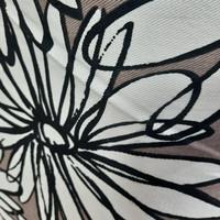 kanvas twill mataharit coklat ( 50 cm x 150 cm )
