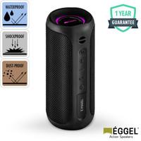 Eggel Terra 3 Waterproof Portable Bluetooth Speaker with RGB Lights