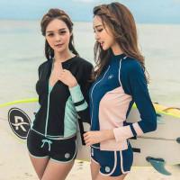Baju Renang Wanita ✅4SET✅ Baju Pantai Wanita Swimsuit Wanita H202Y