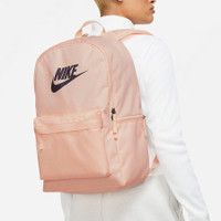 Tas ransel Backpack Nike original HERITAGE 2.0 crimson cream 18L 2021