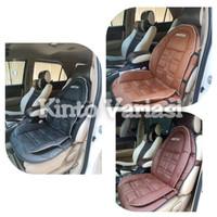 Sandaran Mobil / Jok Bangku Mobil Bahan Kulit Mobil Mobilio RS