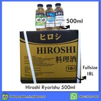 Hiroshi Ryorishu 500ml | Cooking Sake | Ryorishu | Arak Masak