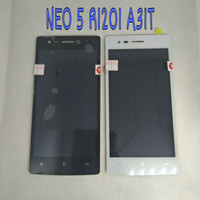LCD TOUCHSCREEN FOR OPPO R1201 A31T NEO 5 - CS