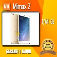 XIAOMI MI MAX 2 RAM 4 INTERNAL 64GB Black Garansi Distributor