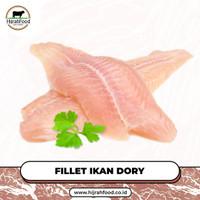 Fillet Ikan Dory / Dori / Fish & Chips (Qty. 1 kg)
