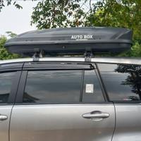 Roof Box Bagasi atas mobil Innova 600L Slim