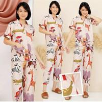 Baju Setelan Celana Wanita Kekinian/ Terbaru/Termurah AMILEHA - TYPE A