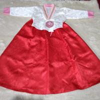hanbok anak baju adat tradisional korea kostum costume haapr008