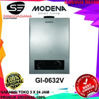 Water heater MODENA GI-0632 V / GI0632V GAS INSTANT WATER HEATER