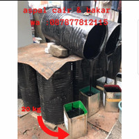 ASPAL CAIR DAN BAKAR ANTI BOCOR DAN ANTI REMBES 20 kg
