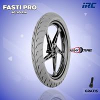 Ban Motor Matic RACING COMPOUND / IRC FASTI PRO 90/80 Ring 14 Tubeless
