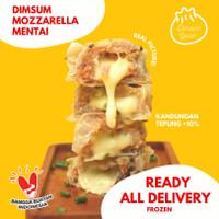 Siomay Dimsum somay dim sum Ayam frozen Mozarella mentai Ginuk isi 6