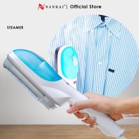 Setrika Uap Portable / Travel Streamer Nankai