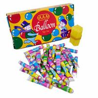 Terlaris! Balloon AAA Balon Tiup Jadul Plembungan Seru Murah Hits 90an