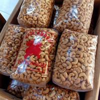 [MATANG 1KG - KUALITAS TERJAMIN] Kacang Mete/Mede/Cashew Asli Wonogiri