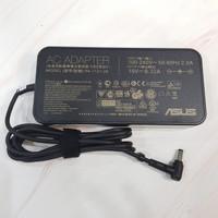 Charger/adaptor ASUS Rog 120watt 19v 6.32a New Squre Original
