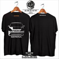 Kaos Baju Mobil Nissan Serena C24 Racing otomotif - Gilan Cloth