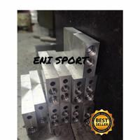 bahan chamber mentah