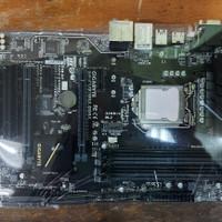 matherboard gigabyte ga-z170-hd3 ddr3 1151 tanpa breket.mulus.garans
