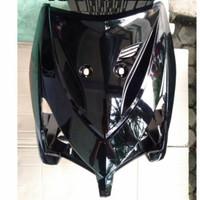 Tameng Body depan Vario 110 cw lama Karbu hitam