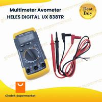 MultiTester Multimeter Avometer HELES DIGITAL UX838TR UX 838TR