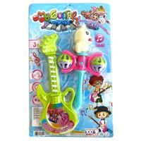 Mainan Edukasi Bayi Musik Kerincingan dan Gitar