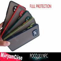 Case XIAOMI POCO X3 NFC Camera Protect New Case Aero Back Cover