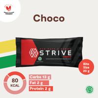 Strive Bite Size rasa Choco 1 Box isi 5pcs