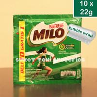 Milo Activgo Susu Coklat Bubuk Sachet Renceng 22 gr GROSIR