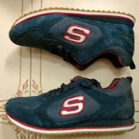 Skecher sneaker denim